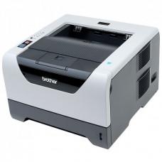 Imprimanta Laser Monocrom Brother HL-5350DN, Duplex, A4, 32 ppm, 1200 x 1200, Retea, USB, Toner si Unitate Drum Noi