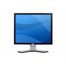 Monitor Dell 1907FP, 19 inch LCD, 1280 x 1024, VGA, DVI, Fara picior, Grad A-