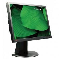 Monitor LENOVO ThinkVison L2440P, 24 Inch LCD, 1920 x 1200, VGA, DVI, USB, Grad B