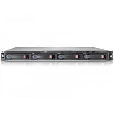 Server Hp ProLiant DL160 G6, 2x Intel Xeon E5620 Quad Core, 2.4Ghz, 16GB DDR3 ECC, 2 x 1TB SATA, OnBoard B110i SATA RAID, 1 x PSU