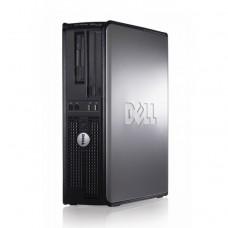 Calculator Dell OptiPlex 780 Desktop, Intel Core 2 Duo E7500 2.93GHz, 2GB DDR2, 160GB SATA, DVD-RW