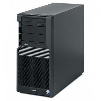 Workstation Fujitsu CELSIUS M470, Intel Xeon Quad Core W3503 2.40GHz, 8GB DDR3, 2 x 500GB SATA, Placa Video nVidia NVS450/512MB, DVD-RW