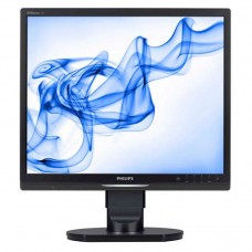 Monitor Philips 19S1, 19 Inch LCD, 1280 x 1024, VGA, DVI, USB, Grad A-