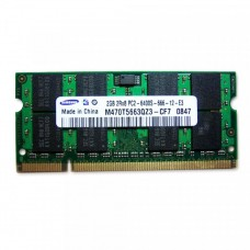 Memorie laptop SO-DIMM DDR2-800 2Gb PC2-6400S 200PIN