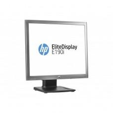 Monitor HP EliteDisplay E190i, 19 Inch IPS LED, 1280 x 1024, VGA, DVI, DisplayPort, USB, Grad A-