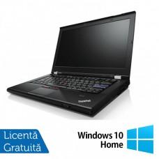 Laptop Lenovo T420, Intel Core i5-2520M 2.50GHz, 4GB DDR3, 320GB SATA, DVD-RW, Fara Webcam, 14 Inch + Windows 10 Home
