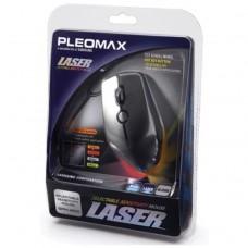 Mouse Laser Samsung Pleomax SPM-9150, 1600dpi, 3 butoane, USB