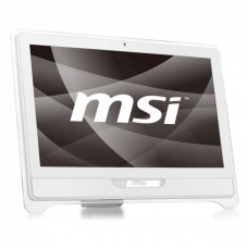 All In One MSI MS-6657, 21.5 Inch Full HD TouchScreen, Intel Core 2 Duo T6600 2.20GHz, 4GB DDR2, 500GB SATA, DVD-RW