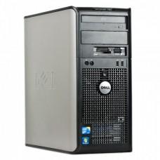 Calculator Dell OptiPlex 780 Tower, Intel Pentium E5300 2.60GHz, 2GB DDR2, 160GB SATA, DVD-RW