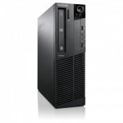 Calculator Lenovo ThinkCentre M92p SFF, Intel Core i7-3770s 3.10GHz, 4GB DDR3, 500GB SATA, DVD-ROM