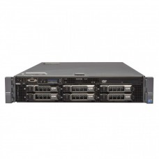 Server Dell PowerEdge R710, 2 x Intel Xeon Hexa Core L5640 2.26GHz - 2.80GHz, 24GB DDR3 ECC, 2x 1TB SATA - 3,5 Inch, Raid Perc H700, Idrac 6 Enterprise, 1 Sursa