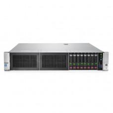 Server Configurabil HP ProLiant DL380 G9 2U, 2xCPU Intel Octa Core Xeon E5-2630L V3 1.80GHz-2.90GHz, Raid P440ar/2GB, 12x LFF + 2 x SFF, iLO4 Advanced, 2 x Surse