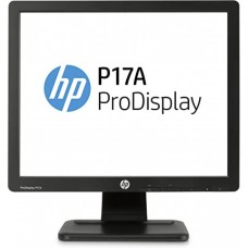 Monitor HP P17A, 17 Inch LCD, 1280 x 1024, VGA