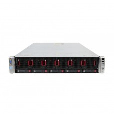 Server HP ProLiant DL560 G8 2U, 4 x CPU Intel Hexa Core Xeon E5-4610 2.40GHz - 2.90GHz, 512GB DDR3 ECC, 2 X SSD 480GB + 2 x HDD 1.2TB SAS/10k, Raid P420i/1GB, iLO4 Advanced, 4 Port xGigabit, 2x Surse Hot Swap