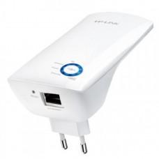 RANGE EXTENDER TP-LINK wireless 300Mbps, 1 port 10/100Mbps, 2 antene interne, 2.4GHz