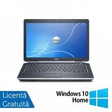 Laptop DELL Latitude E6430, Intel Core i5-3230M 2.60GHz, 4GB DDR3, 120GB SSD, DVD-RW, 14 Inch + Windows 10 Home