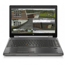 Laptop HP EliteBook 8570w, Intel Core i7-3610QM 2.30GHz, 4GB DDR3, 500GB SATA, nVidia K1000M, DVD-RW, 15.6 Inch Full HD, Webcam, Tastatura Numerica, Grad B (0281)