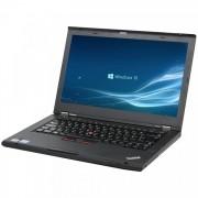 Laptop Lenovo ThinkPad T430s, Intel Core i5-3210M 2.50GHz, 4GB DDR3, 120GB SSD, DVD-RW, 14 Inch, Webcam, Grad B (0296)