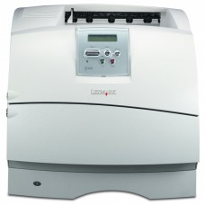 Imprimanta Laser Monocrom Lexmark T632N, A4, 40ppm, 600x600 dpi, Retea, USB, Rola Cuptor Noua, Rola Cartus Noua, Lipsa Capac Superior
