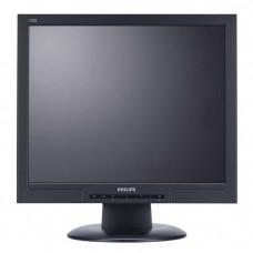 Monitor PHILIPS 170S9, 17 Inch LCD, 1280 x 1024, VGA, DVI