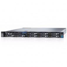 Server Dell R630, 2 x Intel Xeon Hexa Core E5-2620 V3 2.40GHz - 3.20GHz, 128GB DDR4, 2 x HDD 900GB SAS/10K + 4 x 1.2TB SAS/10K, Perc H730, 4 x Gigabit, IDRAC 8, 2 x PSU