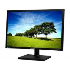 Monitor SAMSUNG S22E450B, 22 Inch LCD, 1680 x 1050, VGA, DVI, Fara picior