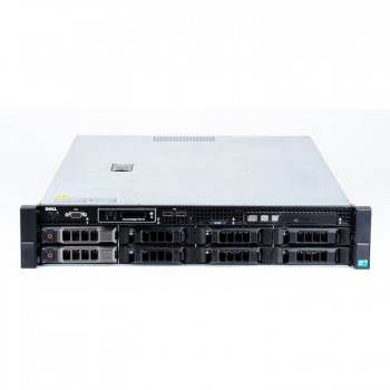 Server DELL PowerEdge R510, Rackabil 2U, 2x Intel Hexa Core Xeon X5650 2.66GHz - 3.06GHz, 32GB DDR3 ECC Reg, 4x 146GB HDD SAS/15K, Raid Controller SAS/SATA DELL Perc H700/512MB, iDRAC 6 Enterprise, 2x Sursa HS