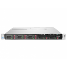 Server HP ProLiant DL360e G8, 1U, 2x Intel Hexa Core Xeon E5-2430L V2 2.4 GHz-2.8GHz, 24GB DDR3 ECC Reg, 2x 146GB SAS/10k, Raid Controller HP SmartArray P420/1GB, iLO 4 Advanced, 2x Surse HOT SWAP