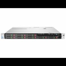 Server HP ProLiant DL360e G8, 1U, 2x Intel Hexa Core Xeon E5-2430L V2 2.4 GHz-2.8GHz, 48GB DDR3 ECC Reg, 2x 900GB SAS/10k, Raid Controller HP SmartArray P420/1GB, iLO 4 Advanced, 2x Surse HOT SWAP