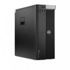 Workstation DELL Precision T3610 Intel Xeon Quad Core E5-1620 V2 3.70-3.90GHz, 24GB DDR3 ECC, 2TB HDD SATA, DVD-ROM + NVIDIA QUADRO 2000/1GB