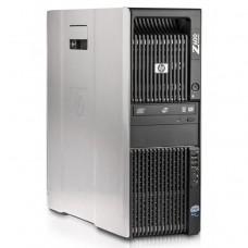Workstation HP Z600, 1 x Intel Xeon Quad Core E5620 2.40GHz-2.66GHz, 16GB DDR3 ECC, 1TB SATA, DVD-ROM, AMD FirePro V4800 1GB GDDR5