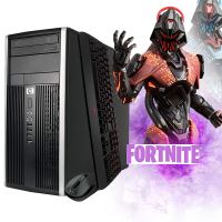 Calculator Gaming Fortnite Tower Intel Core i5-2400 3,10GHz , 8Gb DDR3, Video 2Gb DDRx 128Bits 500 GB HDD - GTA5, CS-GO, Fortnite