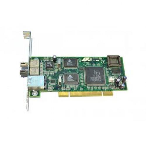Placa retea PCI 32Bit UTP & Fibra, AT-2450FTX 10/100TX, High Profile