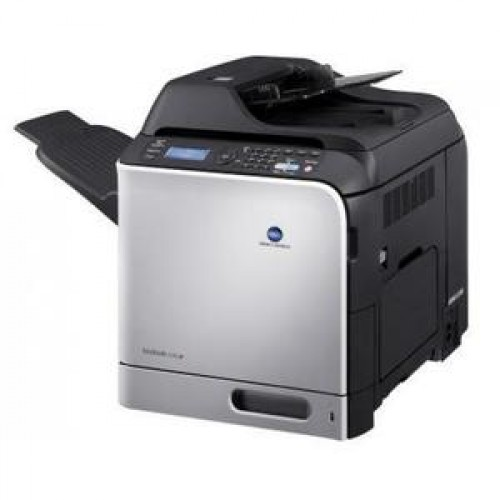 Multifunctionala Color KONICA Minolta Bizhub C20, Imprimanta, Copiator, Scanner, Fax, Duplex, Retea, USB, 24 ppm