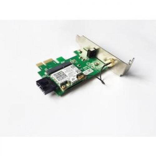 Card Wireless WPE8-134-V01, PCI-E X1 + Intel N 6205 Model: 62205Anhmw Wireless Wifi Card