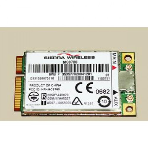 Modul 3G Laptop Sierra Wireless MC8780 WWAN Mobile Broadband MiniPCI Express Mini-Card