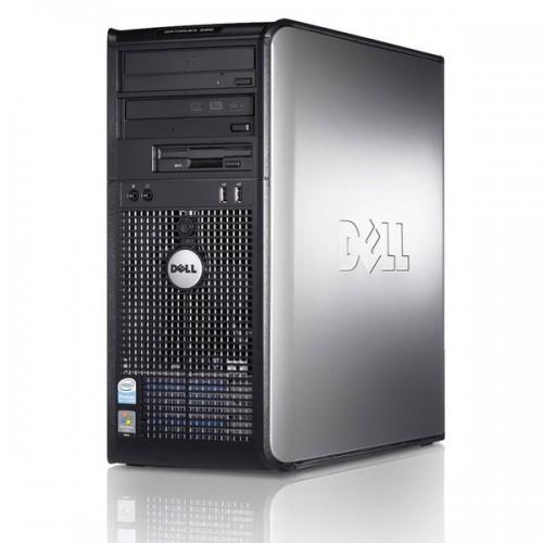 PC  Dell Optiplex 380 tower, Core 2 Duo E6700, 3.2Ghz, 3GbDDR3, 250Gb HDD, DVD