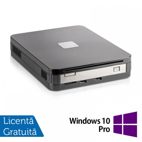 Calculator LYNX SY-M520MP-A, Intel Core i3-390 2.66GHz, 4GB DDR3, 160GB SATA, DVD-RW + Windows 10 Pro
