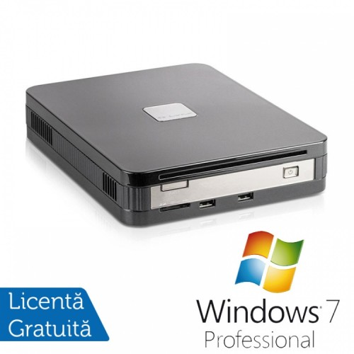 Calculator LYNX SY-M520MP-A, Intel Core i3-390 2.66GHz, 4GB DDR3, 160GB SATA, DVD-RW + Windows 7 Professional