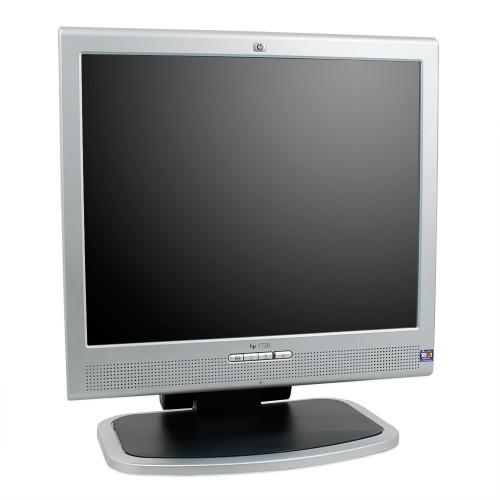 Monitor HP L1730, 17 inci LCD, 1280 x 1024 dpi ***