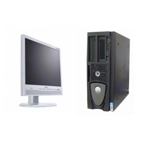 Pachet Dell Optiplex 470 Dual Core Xeon 3,20Ghz, 1Gb DDR2 , 40 HDD, DVD-ROM ***