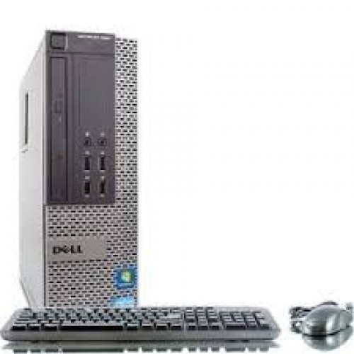Calculator SH Dell Precision 390 desktop, Intel Pentium Dual Core G630, 2.7Ghz, 4Gb DDR3, 250Gb HDD, DVD