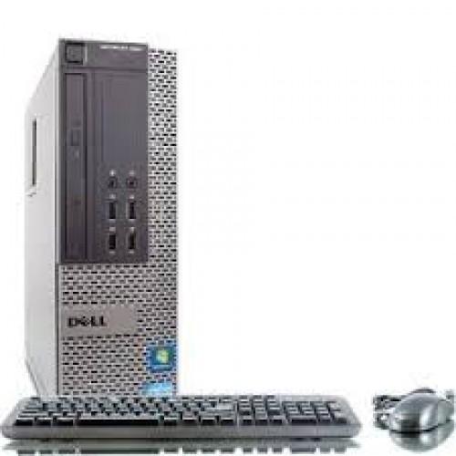 Calculator SH Dell Precision 390 desktop, Intel Pentium Dual Core G630, 2.7Ghz, 4Gb DDR3, 250Gb HDD, DVD