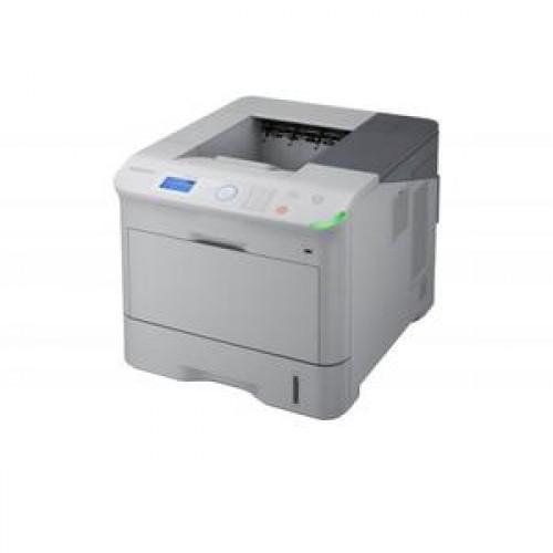 Imprimanta SAMSUNG ML-6510DN, 62 PPM, Duplex, Retea, USB, 1200 x 1200, Laser, Monocrom, A4