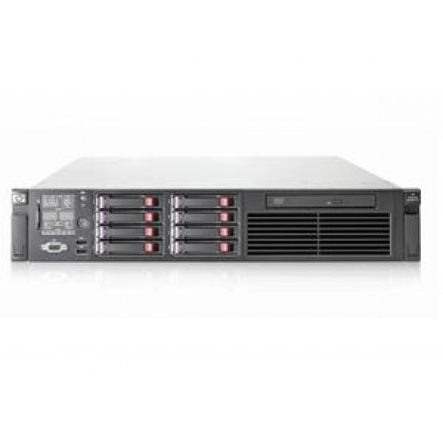 Server HP ProLiant DL380 G6, 1x Intel Xeon Quad Core E5506 2.13Ghz, 48Gb DDR3 ECC, 2x 450Gb SAS, DVD-ROM, RAID P410i, 1 x 750W HS