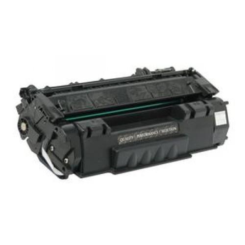 Cartus laser compatibil HP Q5949X / Q7553X, culoare negru