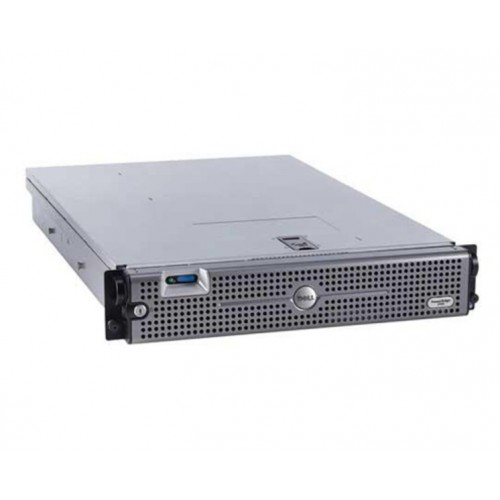 Dell PowerEdge 2950, 2 x QuadCore Intel Xeon L5310 1.6Ghz, 4Gb DDR2 FBD, 2 x 320Gb SATA, RAID