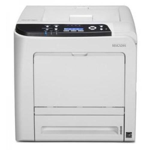 Imprimanta RICOH Aficio SP C320DN, 25 PPM, Duplex, Retea, USB, 1200 x 1200, Laser, Color, A4