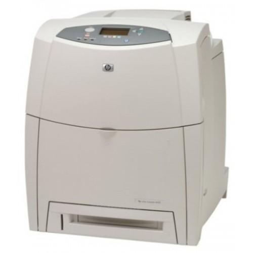 Imprimanta HP Color LaserJet 4650N, 20ppm, Retea, USB