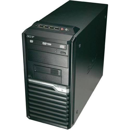 Calculator ACER Veriton M421G, AMD Athlon II X2 250 3.0 Ghz, 2GB DDR2, 250GB SATA, DVD-RW